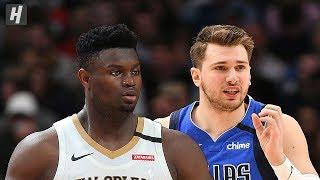 New Orleans Pelicans vs Dallas Mavericks - Game Highlights | March 4, 2020 | 2019-20 NBA Season