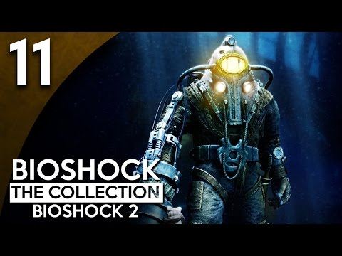 Let's Play BioShock 2 Remastered Part 11 - Deluxe Hotel [BioShock Collection Blind Gameplay]