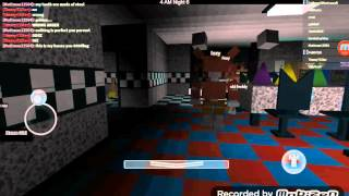 Let's play FNF in the ROBLOX
