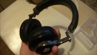 видео Bluedio T4S: обзор наушников, основные характеристики