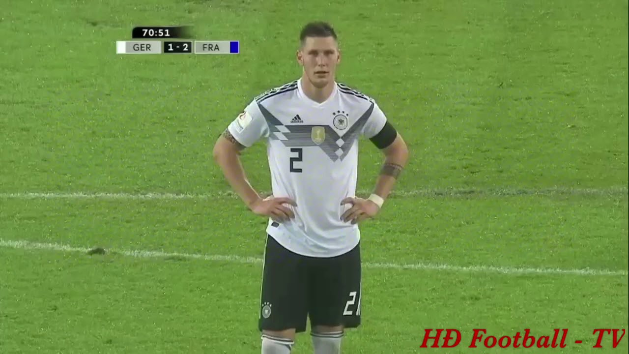 Germany vs France 2-2 All Goals & Extended Highlights HD ...