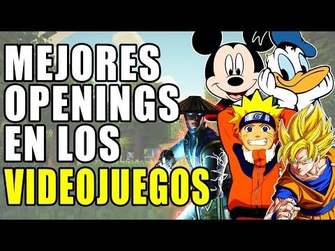 Top 5: Mejores Openings/Intros En Los Videojuegos