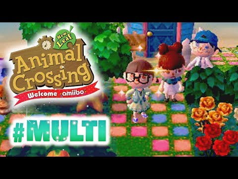 Animal Crossing New Leaf: Soirée de Folly (Partie 1) !