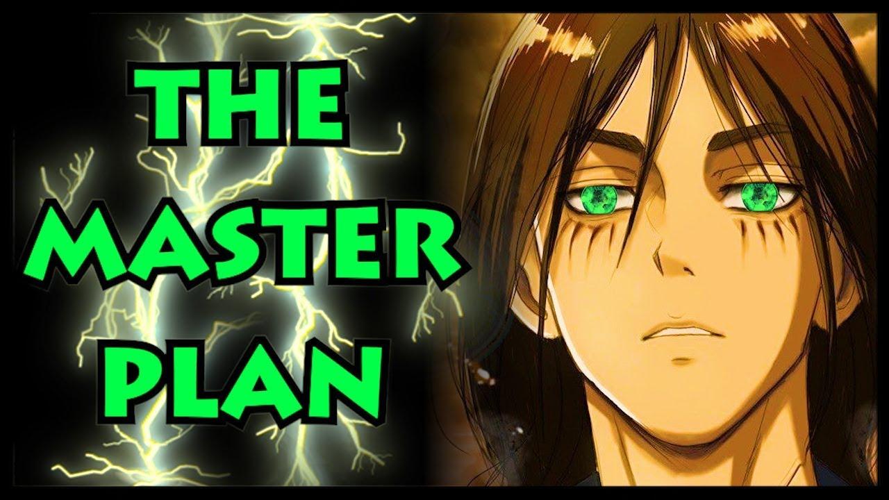 Eren Just Became The Greatest Anime Protagonist Attack On Titan Shingeki No Kyojin Eren S Plan Youtube
