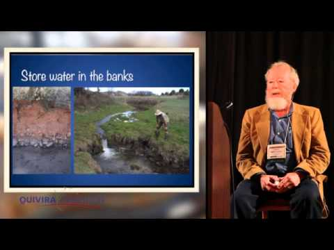 2013 Quivira Conference, Bill Zeedyk