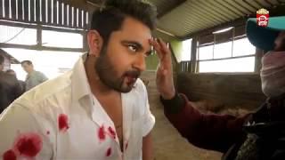 ফাইট সিন করার আগে হিরো কে কি করতে হয়ে, নিজের চোখে দেখুন| Bangla movie shooting