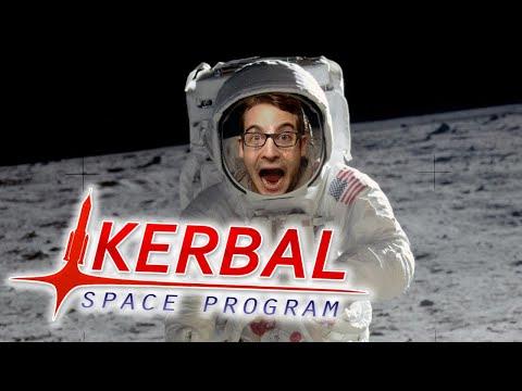 PietSmiet fliegt zum Mond: Kerbal Space Program ist easy!