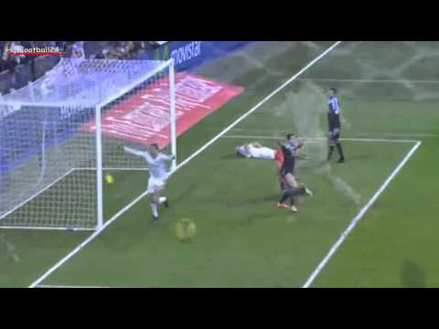 Cristiano Ronaldo Dedicate His Goal to Eusebio ~ Real Madrid vs Celta Vigo 2 0 HD