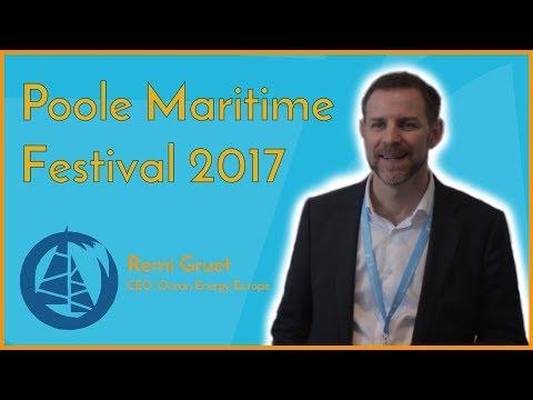 European Maritime Day 2017 - Remi Gruet Interview