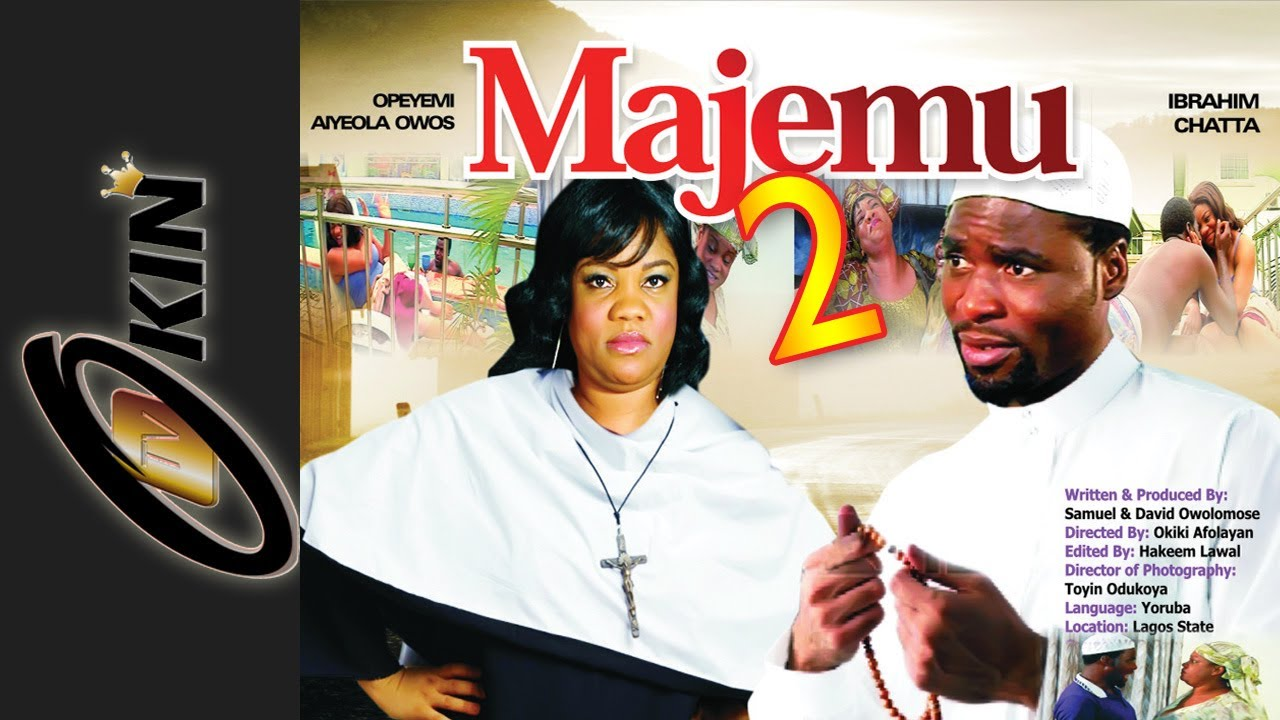 Download MAJEMU Part 2 Latest Nollywood movie 2014