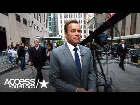 What Arnold Schwarzenegger Just Said About Snooki May Stun You | Access Hollywood