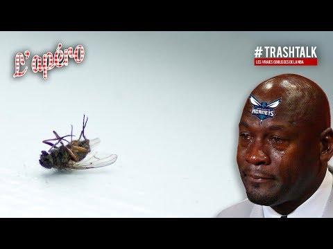 Hornets : bad buzz à Charlotte