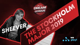 Google me: Sheever | The Stockholm Major 2019 +РУ субтитры thumbnail