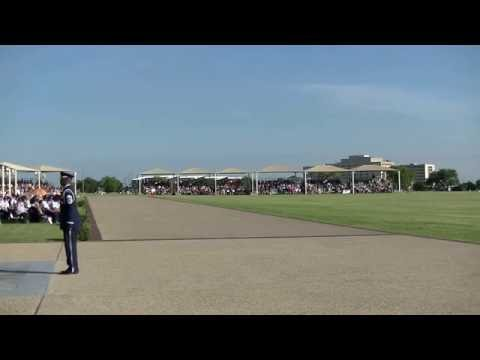 Air Force Basic Military Training Parade, 16 Sep 2016 (Official)