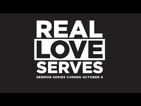 Real Love Serves Part 1-Ants Cuthers Elim Church Hamilton- Real to all people