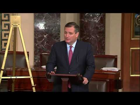 Sen. Cruz Delivers Speech Calling Out Media Bias, Supporting Israel's Right to Defend Against Hamas
