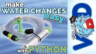 How To Use the Python No Spill Clean & Fill | Big Al's