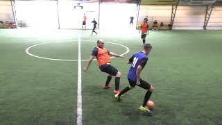 Полный матч INTER 8 1 Trident Турнир по мини футболу в Киеве