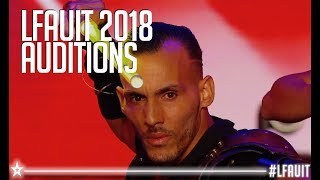 Gardiens de la force | Auditions | France's got talent 2018