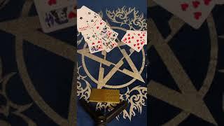 Цыганский расклад. Любовный треугольник. Он ,Вы и Соперница!!!Гадание на картах. Онлайн гадание.