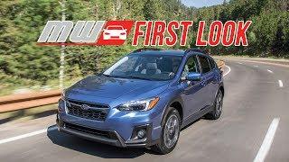 First Look: 2018 Subaru Crosstrek - Time to Trek
