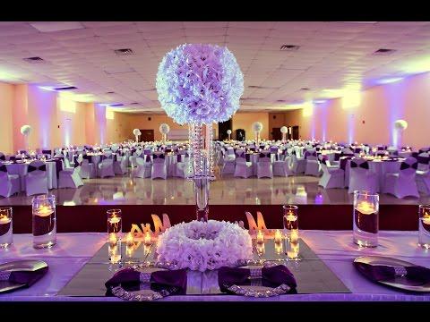 purple-&-lavender-event