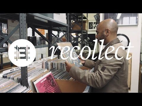 RECOLLECT featuring ALI JACKSON