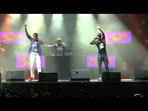 Concert Mona FM Sept 2012 - Flavel & Neto - Eu quero tchu, Eu quero tcha