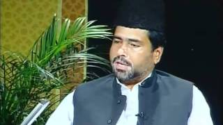 Hadhrat Mirza Gulam Ahmad as stated that Nabi means Muhaddith  Explanation