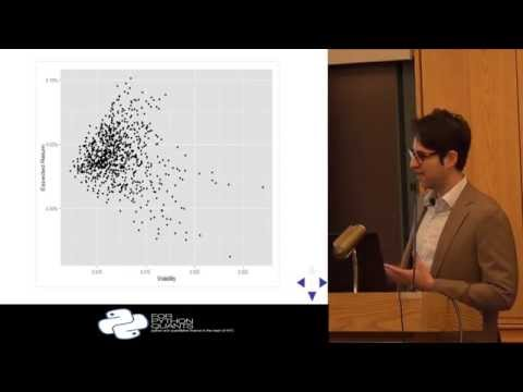 Markowitz Portfolio Optimization & Bayesian Regression