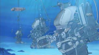 Лунная миля / Moonlight Mile | (9-1 сезон) Аниме про космос ! 3df & AnimeReactor RU