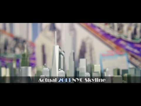4D Cityscape Puzzles Video