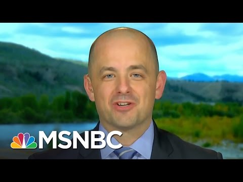 Evan McMullin Leads Hillary Clinton, Within One Point Of Donald Trump In Utah | MSNBC