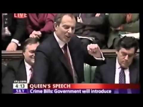Thug Life Tony Blair