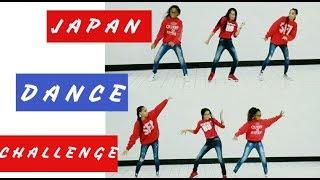 JAPAN DANCE CHALLENGE - Famous Dex