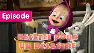 Masha et Michka - Recette Pour Un Désastre (Épisode 17)