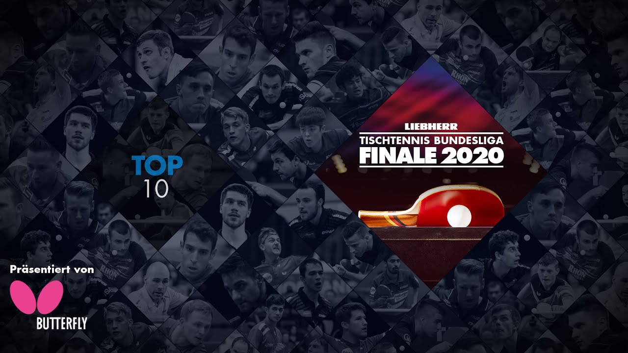 TTBL TOP 10: Liebherr TTBL-Finale 2020