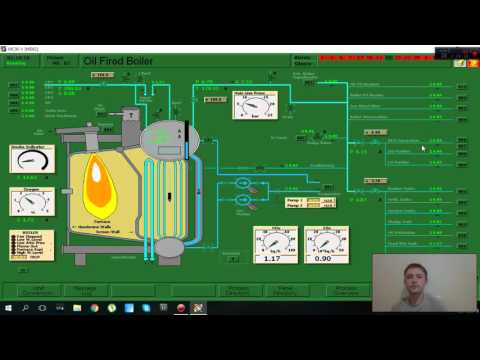 How to make final Main Boiler settings  at low mode lesson 4