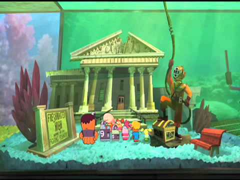 Fish Hooks - Waking Up | Official Disney Channel UK