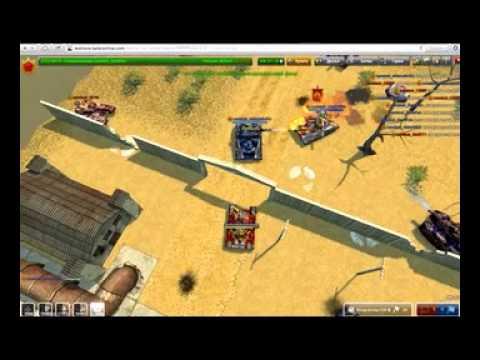 Танки Онлайн (Битва на Ферме) 3 часть
