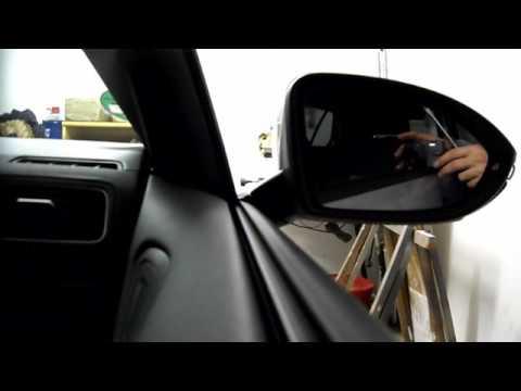 Spiegel Golf 7 : Diy spiegelglas beim golf jetta ersetzen demontieren spiegel