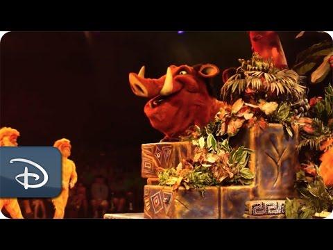 "#DisneyKids: ""Festival of the Lion King"" at Disney's Animal Kingdom"