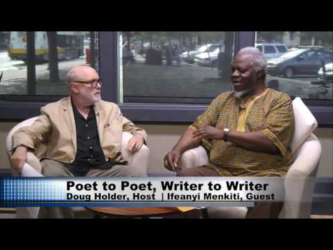 Doug Holder interviews the Owner of the Famed Grolier Poetry Book Shop:  Ifeanyi Menkiti