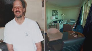Vegas Gunman Hid His Arsenal By Hanging