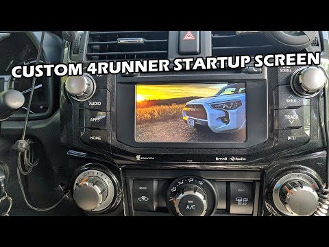 Custom Screen Startup And Screen Off Images!!!
