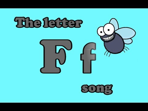 letter f song the letter f song 22816