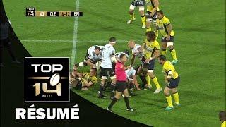 TOP 14 - Résumé  Clermont-Brive: 21-26 - J23 - Saison 2016/2017