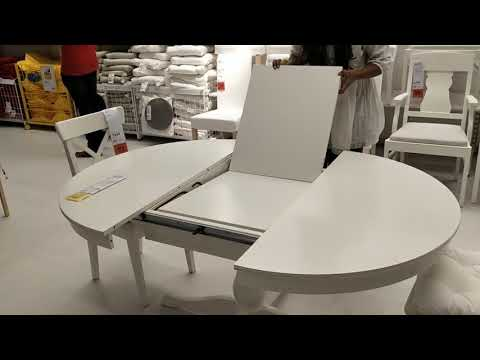 Beautiful Extendable Dining Table Demo