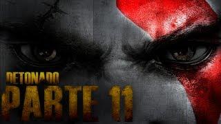 God of War 3 Detonado - Cronos VS Kratos - 11