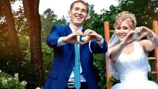 Антон&Кристина Шипковы 22.08.2015 Свадебное слайдшоу